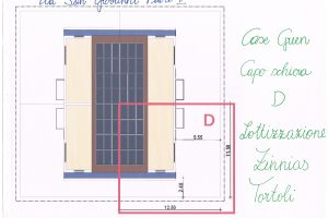 Planimetria Casa Green sito