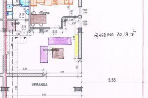 Planimetria Casa Green sito4